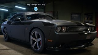 Dodge Challenger SRT8 2014 - Need For Speed 2016 - Test Drive Gameplay (PC HD) [1080p60FPS]