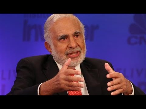 Carl Icahn to Invest $150 Million in Super PAC