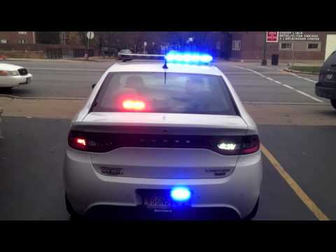 2013 Dodge Dart Belvidere Police Car Youtube