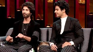 Ishaan Khattar And Shahid Kapoor Reveal Their Dating History