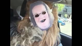 Chewbacca Mom Mask Switcheroo [PARODY]
