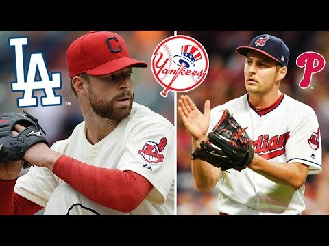 Corey Kluber, Trevor Bauer TRADED!? Should The Indians Move Them? MLB Offseason Trade Rumors
