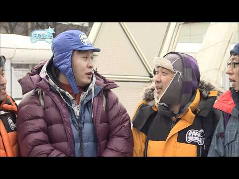 Infinite Challenge, the Sea of Okhotsk(1), #01, 오호츠크 해(1) 20110219