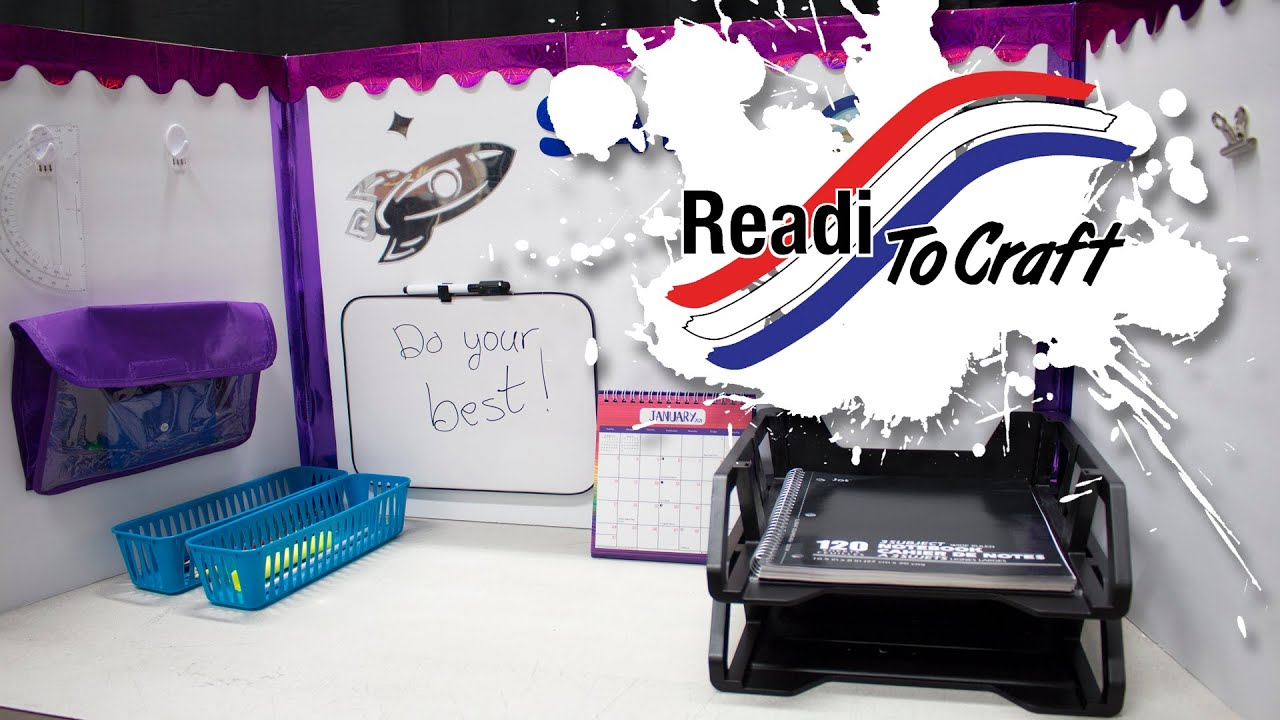 Readi to Craft: Learning Station