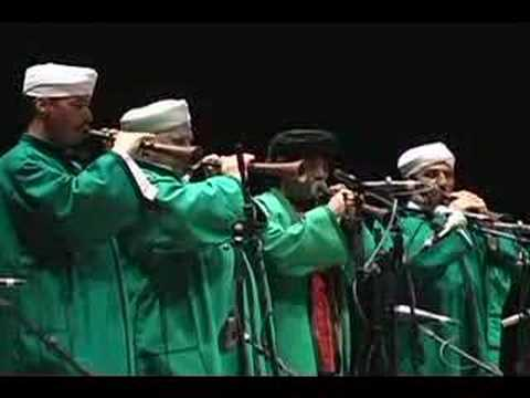 Master Musicians of Jajouka led by Bachir Attar: CCB 2007.03.31 ghaita