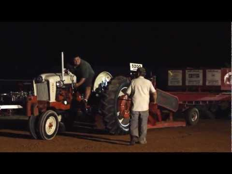 4th Annual Antique Tractor Pull, Mocksville, NC