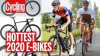 Gambar cover Hottest E-Bikes For 2020 | Cycling Weekly