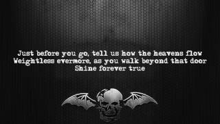 Avenged Sevenfold - Roman Sky [Lyrics on screen] [Full HD]