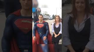 Justice league cast   superman (henry ...