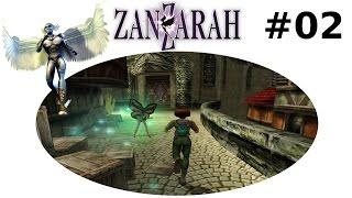 ZanZarah Das verborgene Portal #02 Erste Kampferfahrung (Let