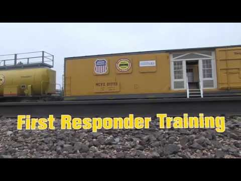 Union Pacific First Responder Training