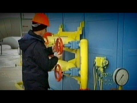 Rusia exhibe también el arma del gas contra Ucrania - economy
