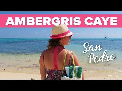 AMBERGRIS CAYE: Welcome