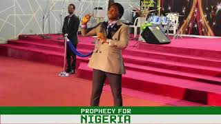 Apostle Aderemi Babalola - 2019 PROPHECY FOR NIGERIA
