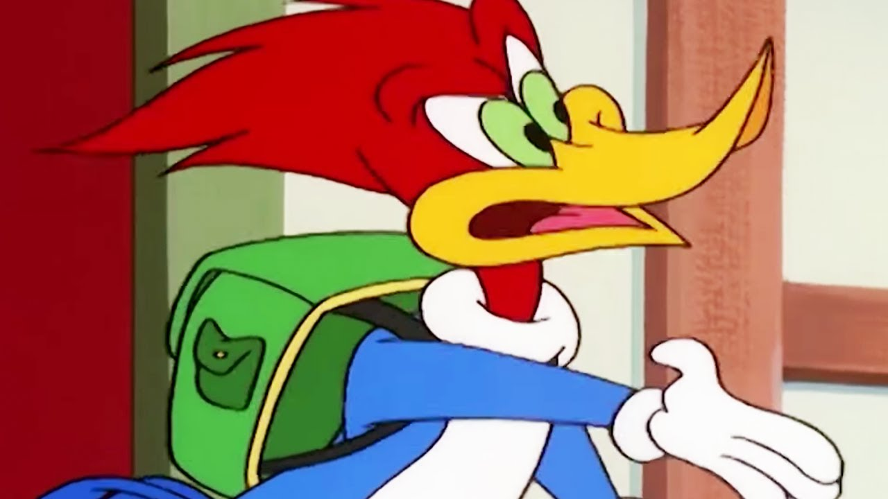 Woody Woodpecker Show | Inn Trouble | 1 Hour Compilation | Cartoons For Children