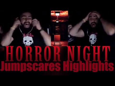 Unboxholics - Ένα φρικιαστικό Horror Night [Highlights/Jumpscares]