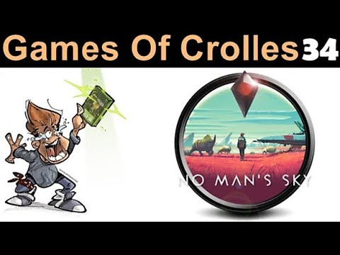 Games Of Crolles - No Man's Sky- Emission 034 - Radio Gresivaudan