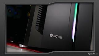 Chieftronic M1 - Ciekawa obudowa typu Gaming Cube do płyt mATX