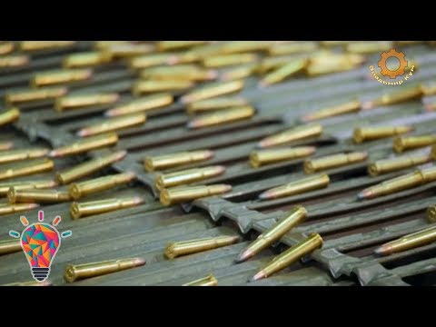 1 Minute Produce 1000 Bullets - Discover Heavyweight Production | Technology Solutions