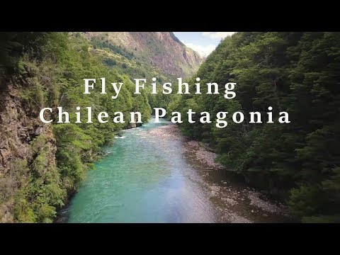 Fly Fishing Chilean Patagonia 2018 | Hopper Action Coyhaique Chile