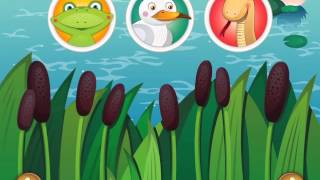 """Детское iPad приложение """"Веселые прятки"""""""