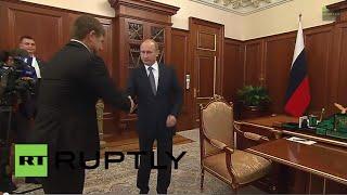 Russia: Putin praises heroism of Grozny counter-terror units