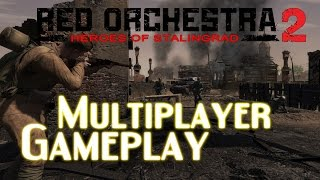 Rising Storm/Red Orchestra 2 Multiplayer Gameplay /PC Max Settings/ (HD)(HUN)