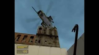 Half-Life 2 beta (leak): d1_canals_01