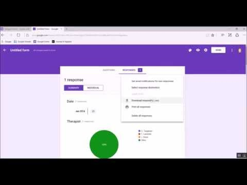ABA Tech: Changing Data Entry with Google Forms