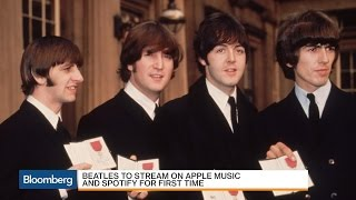 Beatles to Finally Stream on Apple Music and Spotify