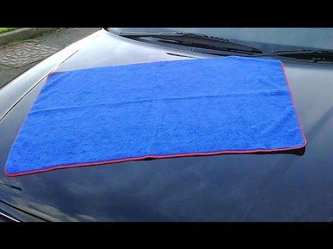 Panno Microfibra Per Asciugare L Auto.Come Lavare Correttamente L Auto Senza Graffiarla Parte 5 Asciugatura