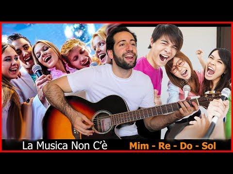 4 Accordi 🎸 20 Canzoni da Suonare in Compagnia!