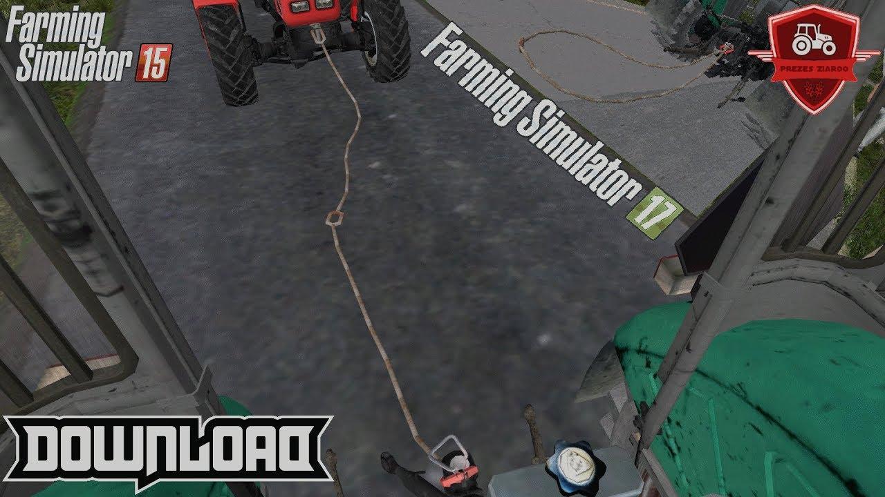 3D Towline ❗DOWNLOAD❗by PresidentZiaroo ⭐ HIT❗⭐ FARMING SIMULATOR 2015❗⭐