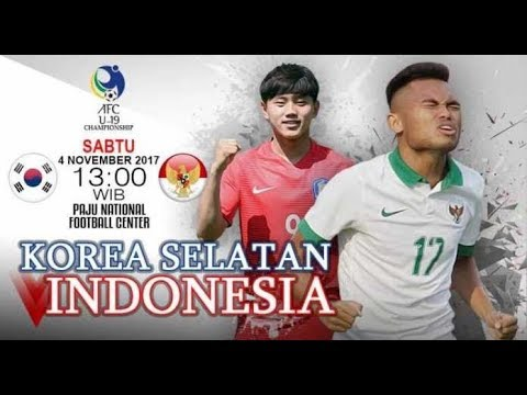 Korea Selatan Vs Indonesia