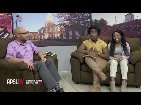 SKP (s1 ep5) Marcelius Braxton, Director of African American Cultural Center