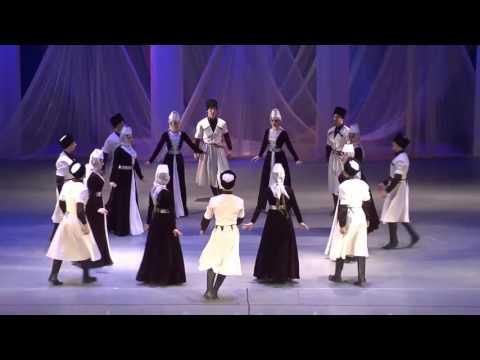 Концерт Иберии 2017 г. Иваново часть первая