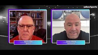 Dana White talks Khabib-Tony UFC 249 location and the future of UFC