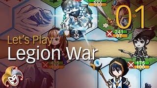 Legion War ~ 01 A Great Simple War Game