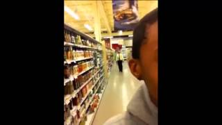 Epic Racist Fail - Crazy Lady in Walmart and What Happens When Shopping While Black