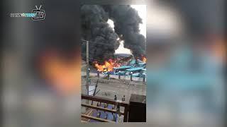 Download Mp3 Nigerian Ports Authority  Npa  Headquarter In Lagos Set Ablaze