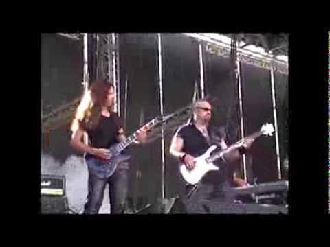 IBERIAN STEEL - Painkiller & Breaking the Law - Leyendas del Rock 2013