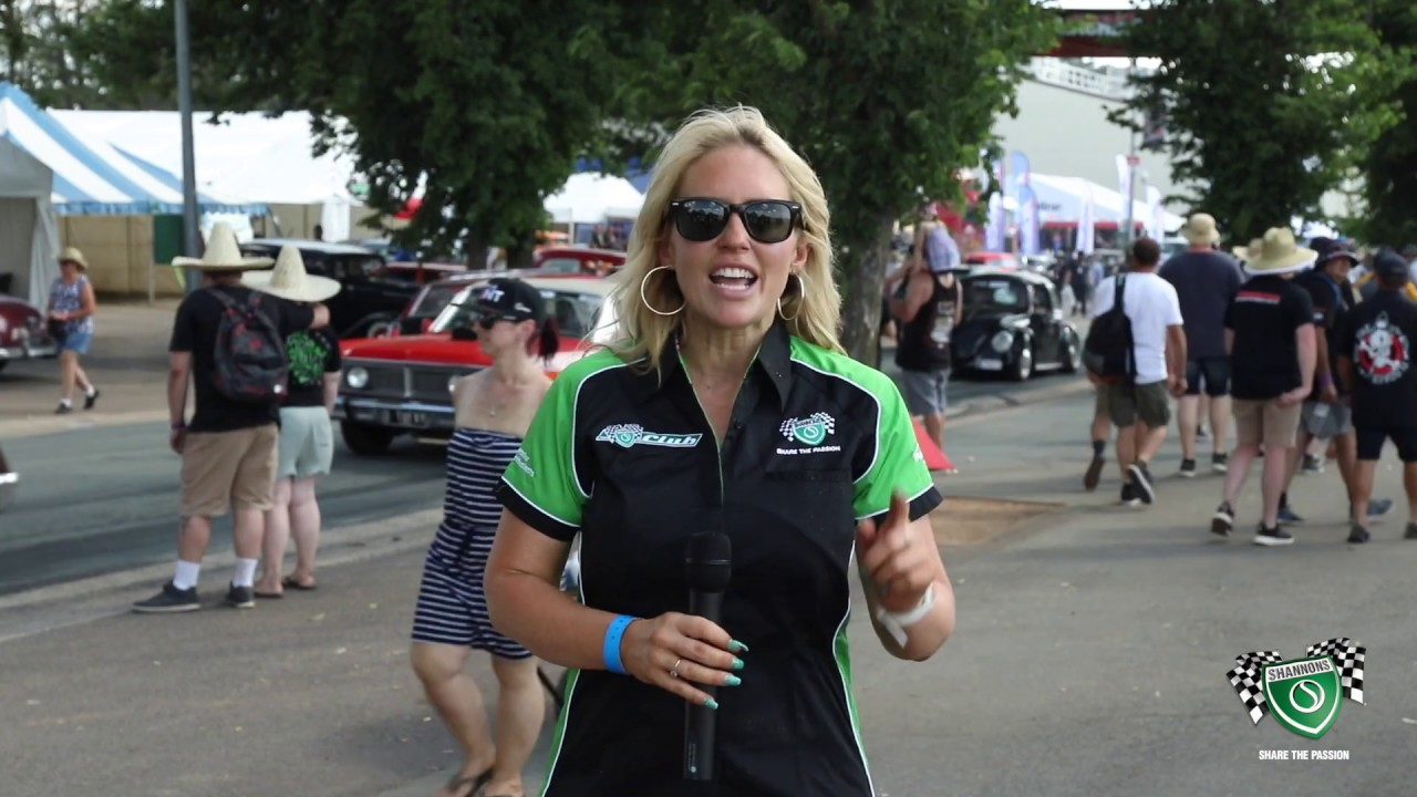 Shannon's Summernats 32 Day 2 Round Up with Sandra Horne