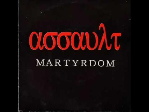Assault - Martyrdom 7''