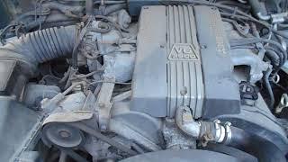 Двигатель Mitsubishi Pajero 2 6G74 DOHC MPI 3.5 л. 208 л.с.