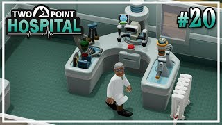 Best Research Award #20 - Two Point Hospital (Mitton University) - Let's Play