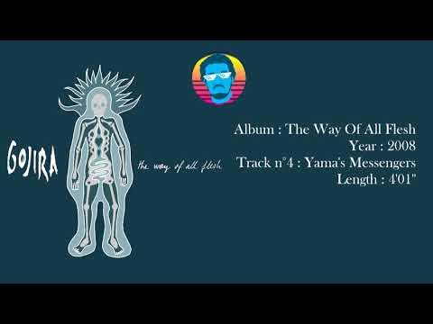 GOJIRA - Yama's Messengers [8-BIT]
