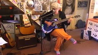 Paul McCartney - The Lovely Linda - Acoustic Cover - Danny McEvoy