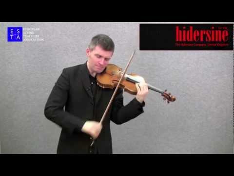 Violin Technique - Martele