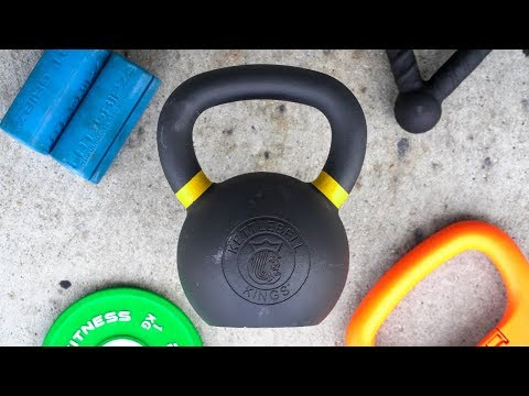 THE BEST KETTLEBELLS (for most people)