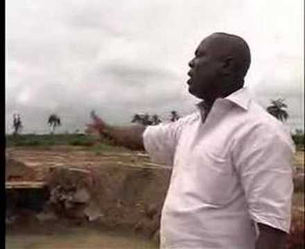 Ogoniland, Nigeria, Where Oil Is Resisted